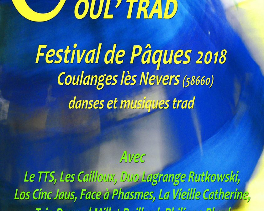 Festival 3 jours Coul'Trad